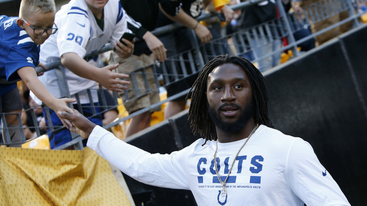 Colts' safety eager to prove he's back in preseason debut