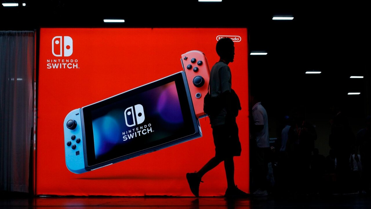 The Nintendo Switch was Black Friday's big winner