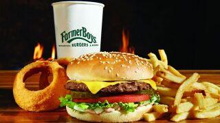 PHOTOS: 13 Tasty Hamburgers in Las Vegas Under $10