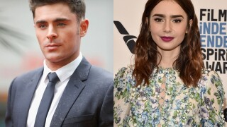 Ted Bundy biopic starring Zac Efron and Lily Collins filming in Cincinnati