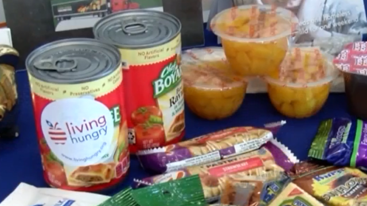 Local charities make sure expiring FEMA food boxes don't go to waste