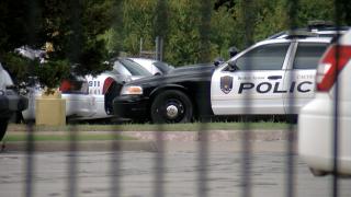 broken arrow police car