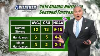 A look at the upcoming hurricane season