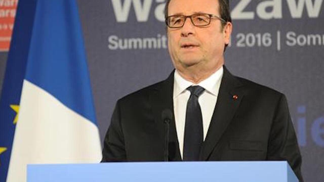 France plans to increase fight against ISIS