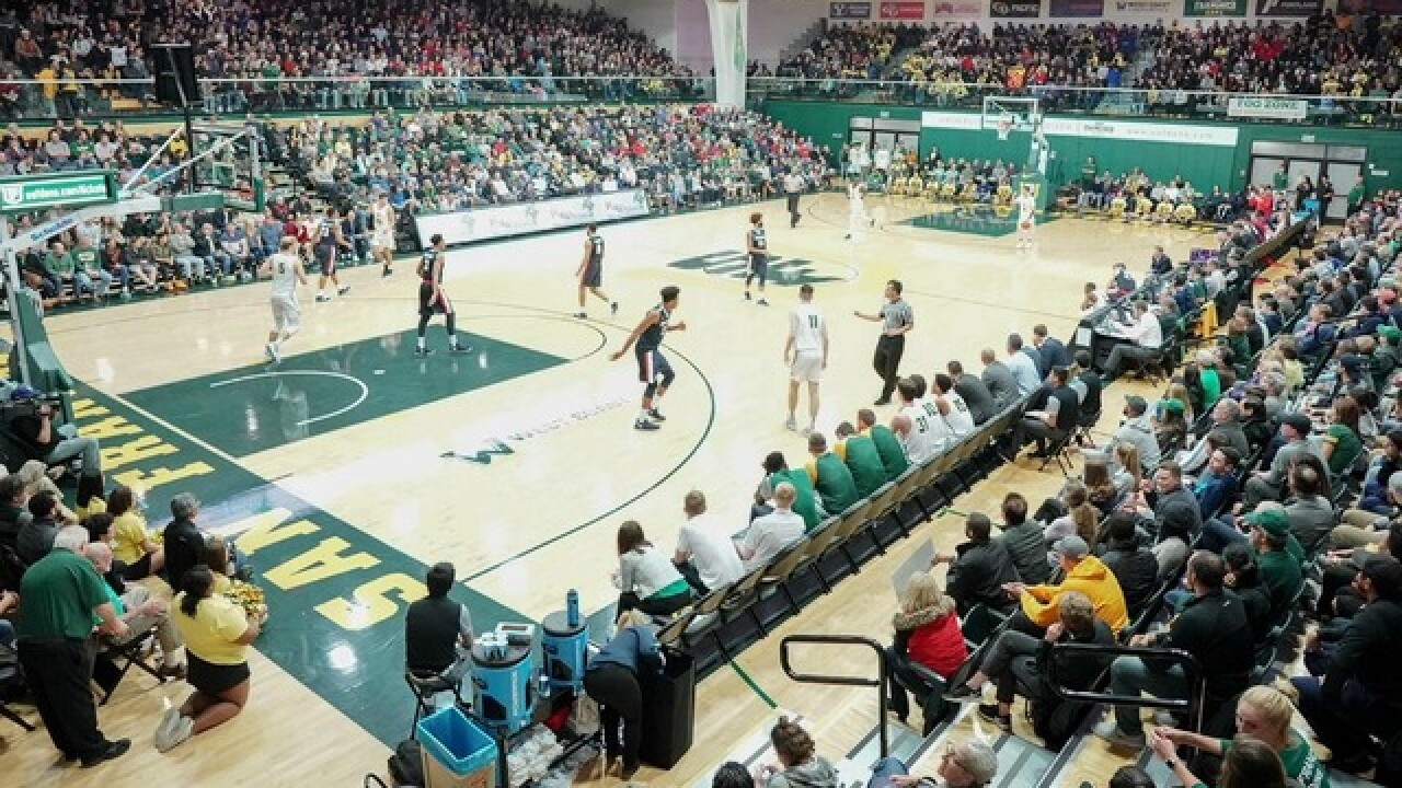 ASU basketball game in San Francisco postponed due to poor air quality