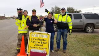"""Fill The Boot"" in Vaughn"