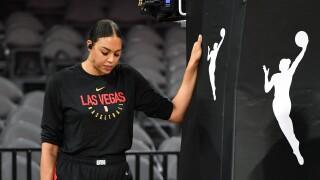 Connecticut Sun v Las Vegas Aces