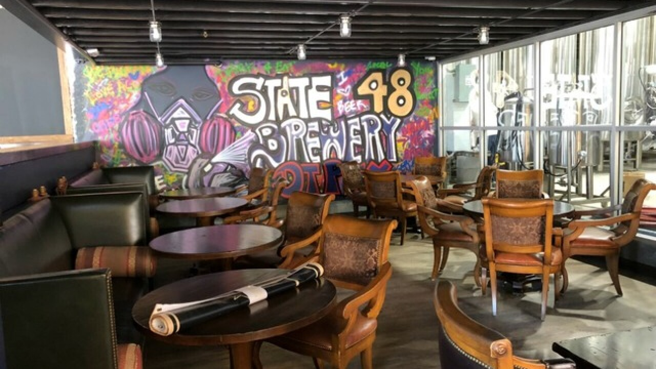 PHOTOS: State 48 Brewery opens in downtown PHX