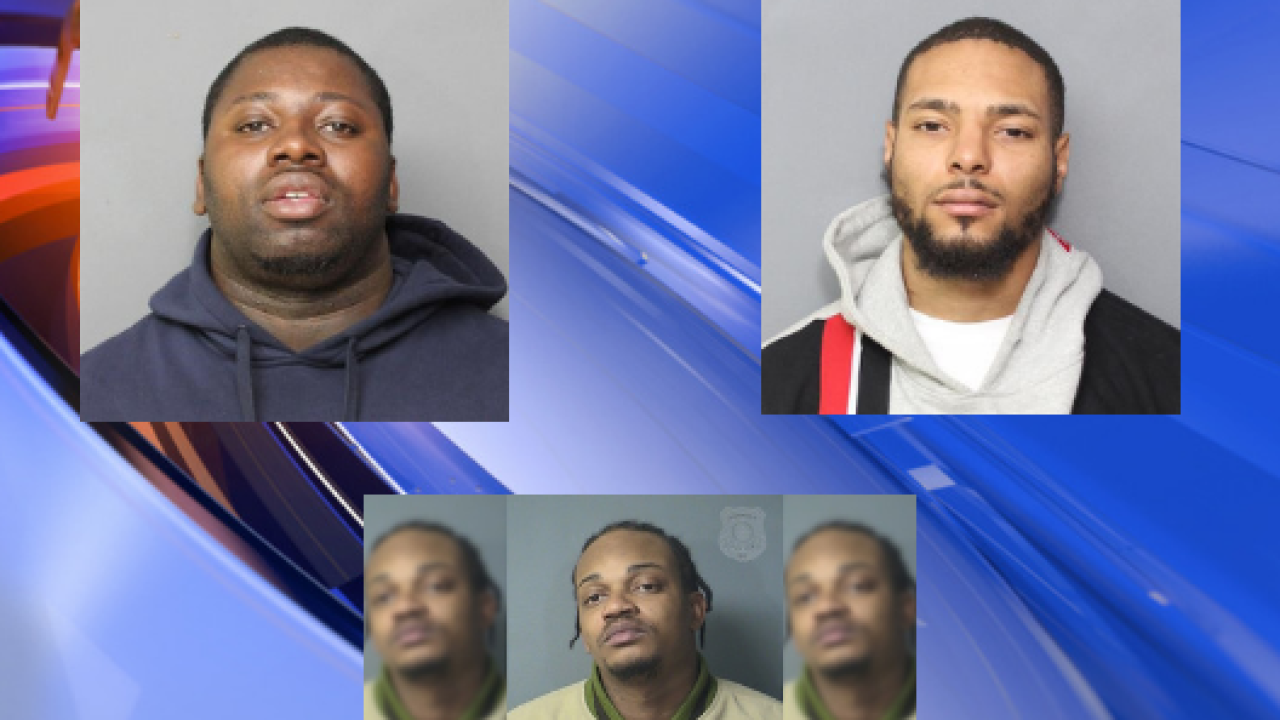 Police make third arrest in Norfolk man's homicide; shooting believed to begang-related