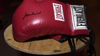 'Baltimore Connects' brings boxing gear to UMAR