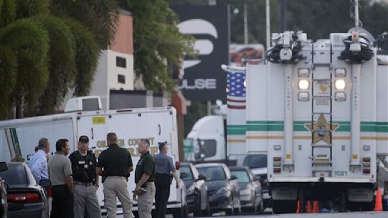 Orlando shooter worked for security firm tainted by gaffs