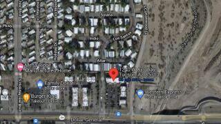Police say Carrissa Marie Santa Cruz, 38, was hit by a vehicle Sunday at an apartment complex at Santa Cruz Vista Apartments, 1240 W. Ajo Way.