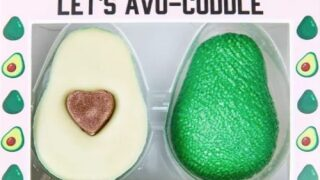 You Can Buy A Chocolate That Looks Just Like An Avocado