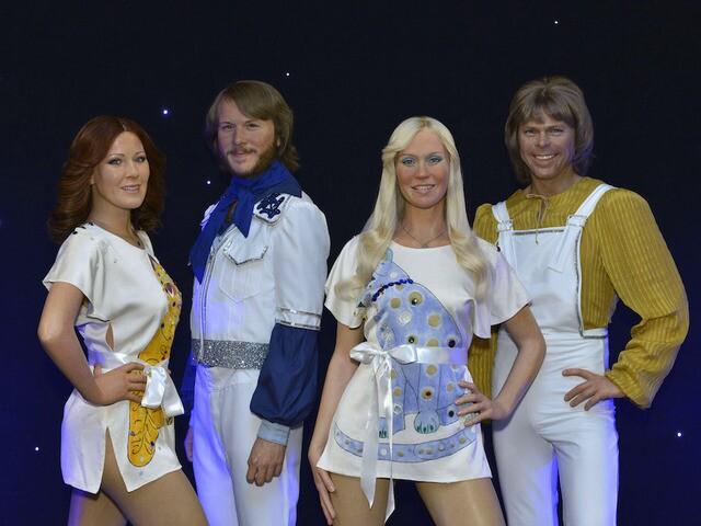 ABBA announces new music