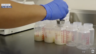 Breast Milk from The Milk Bank