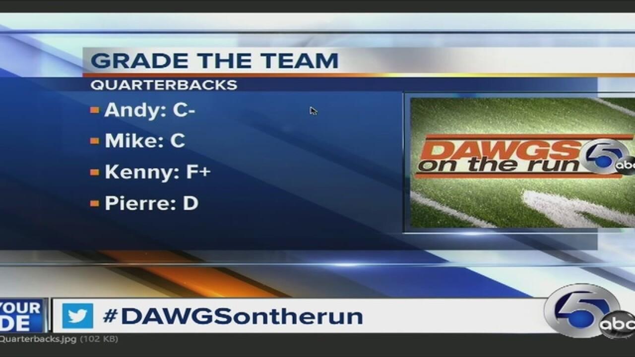 REPLAY: Dawgs on the Run Week 1