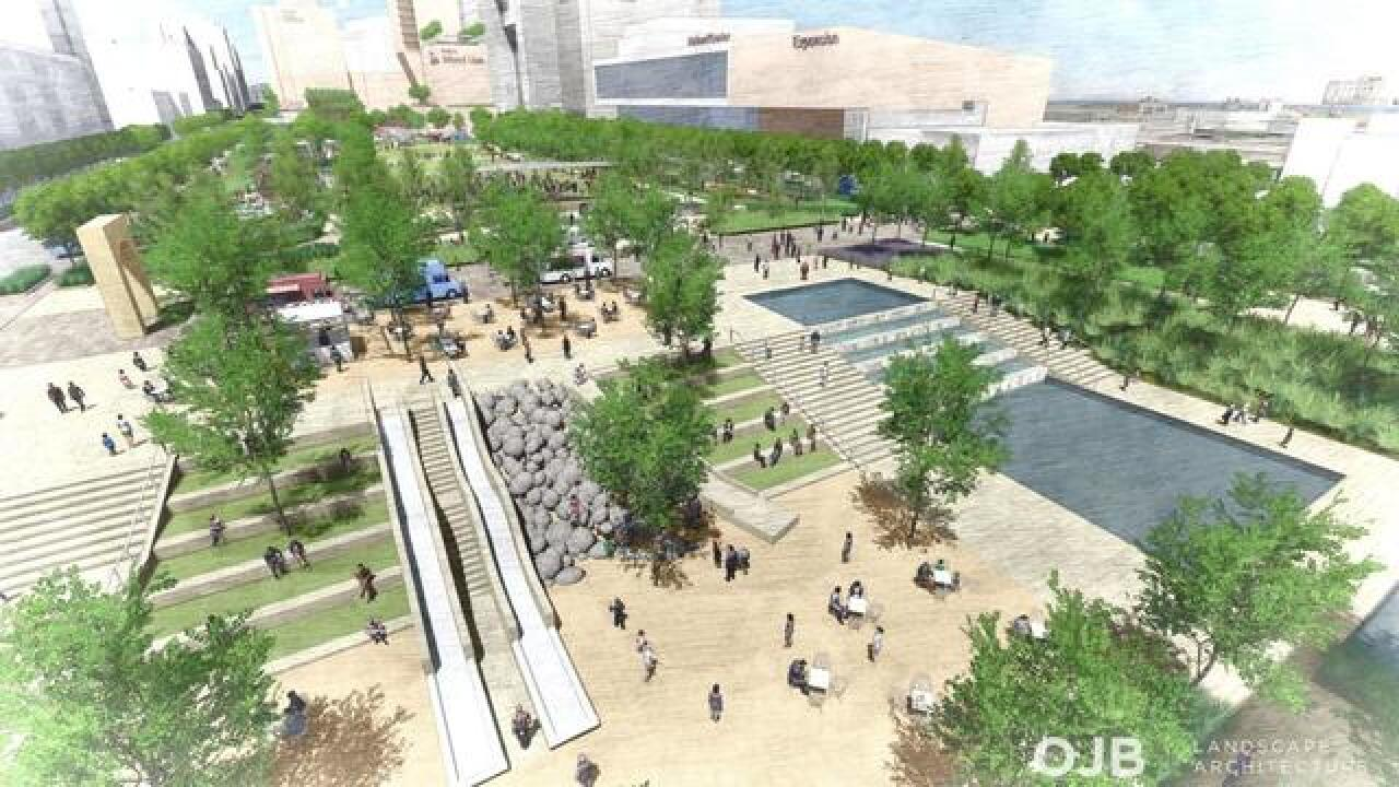 $290 million riverfront plan in the works