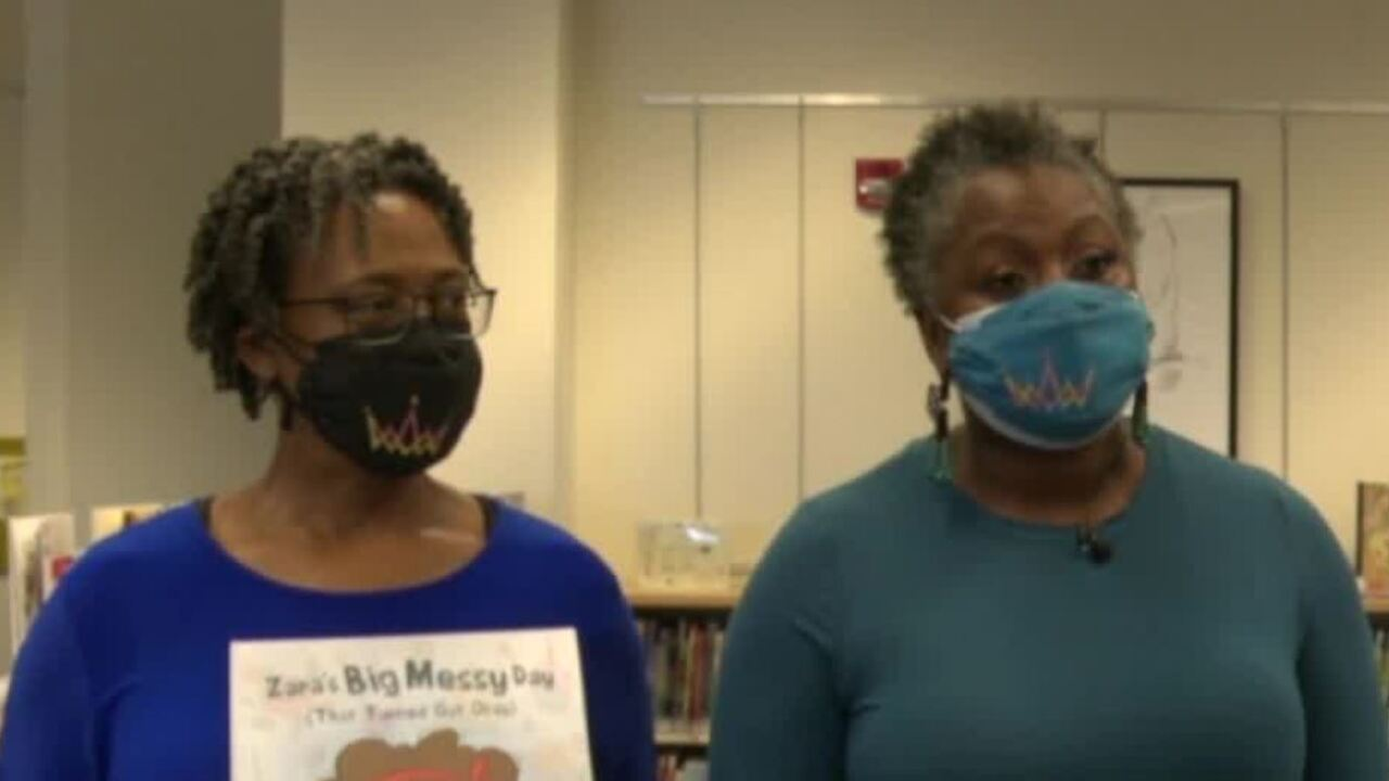 The Pima County Public Library is bringing diversity through it's Kindred Team. The team works to reach, support and celebrate the Black community.
