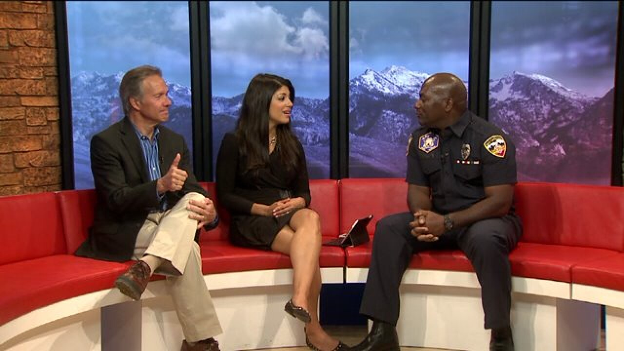 SLC Fire gives airport safetytips