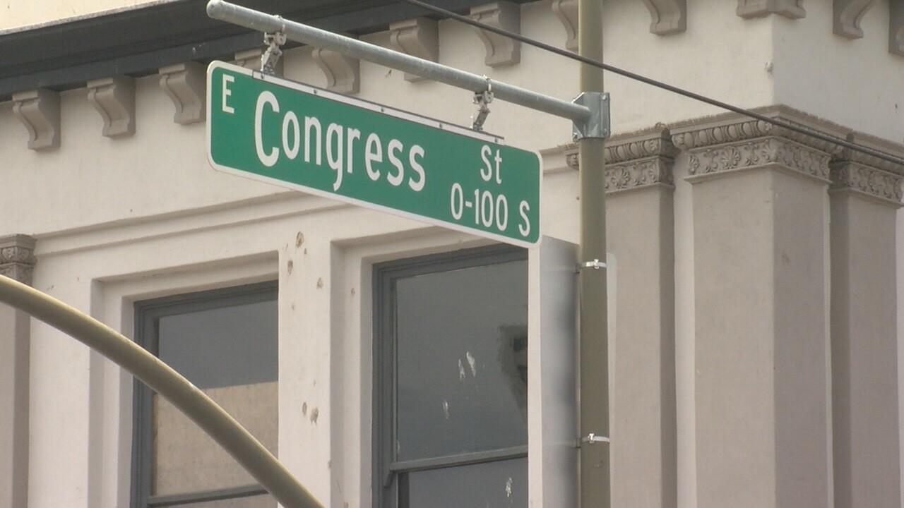 2019-05-28 Rio Nuevo-Congress sign.jpg