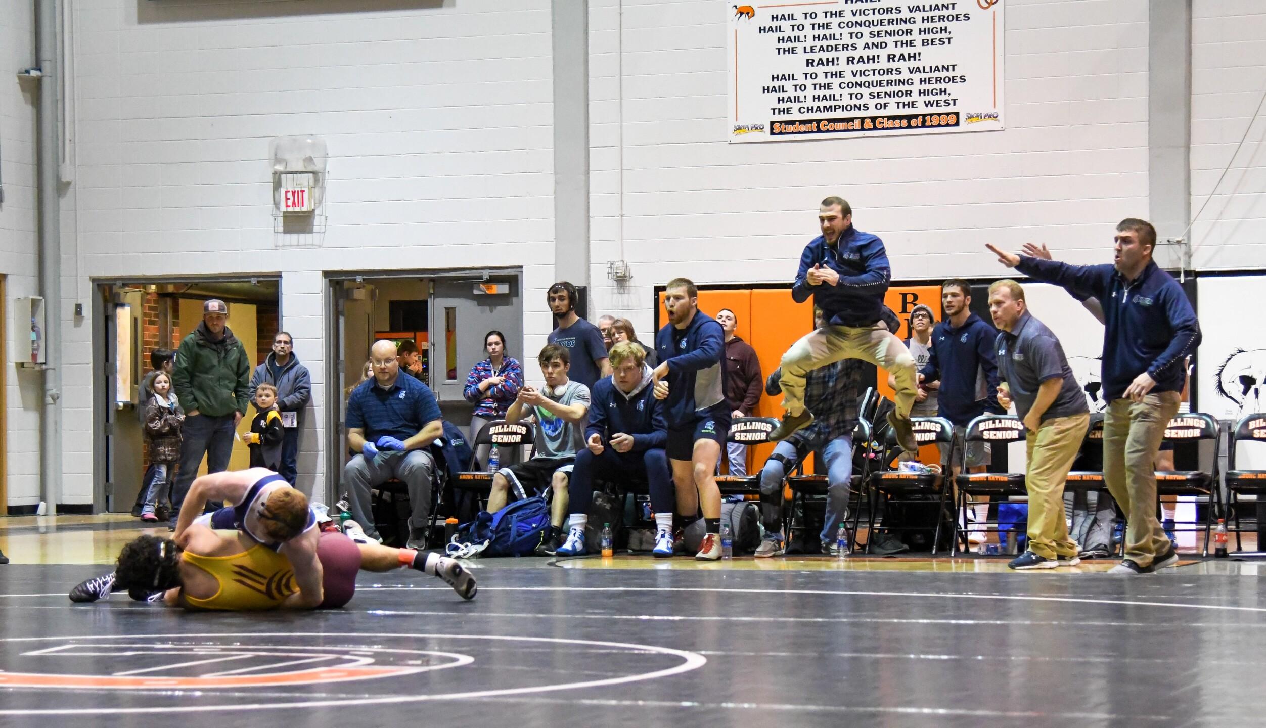 University of Providence wrestling