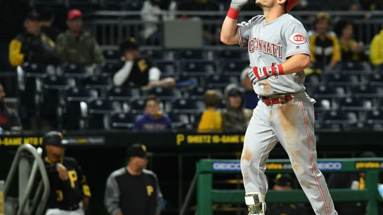 The Broo View: Scooter Gennett becomes face of Cincinnati Reds' surprising start