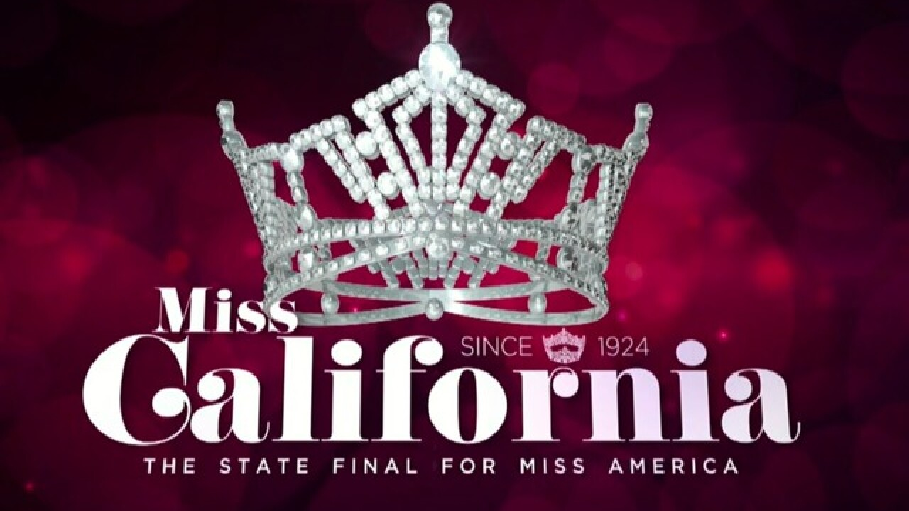 Miss California contestants to compete for a chance at being Miss America