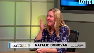Excellence in Education – Natalie Donovan