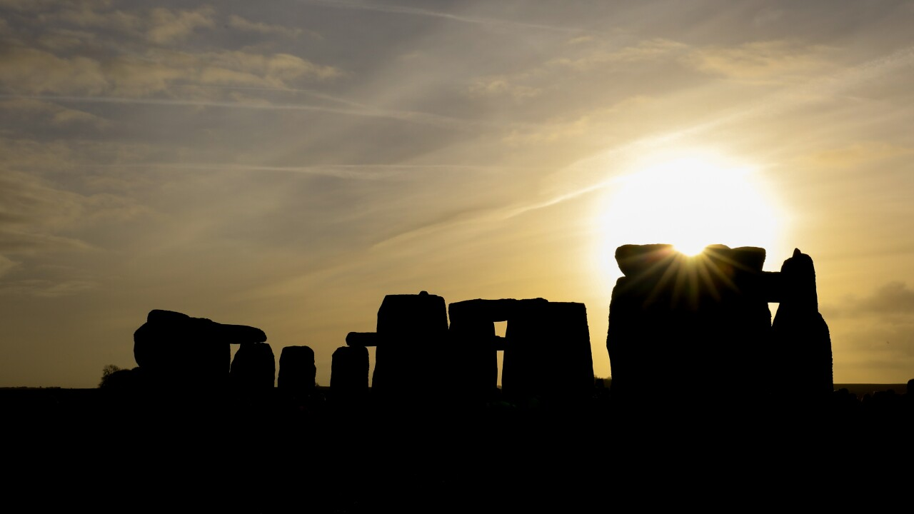 Winter solstice 2019: A short day that's long on ancient ...