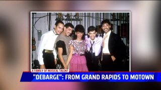 DeBarge: The journey from Grand Rapids toMotown