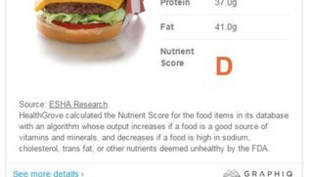 The most caloric dish at 40 chain restaurants