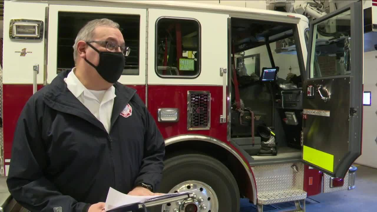 Fire safety tips for a safe holiday season in Billings