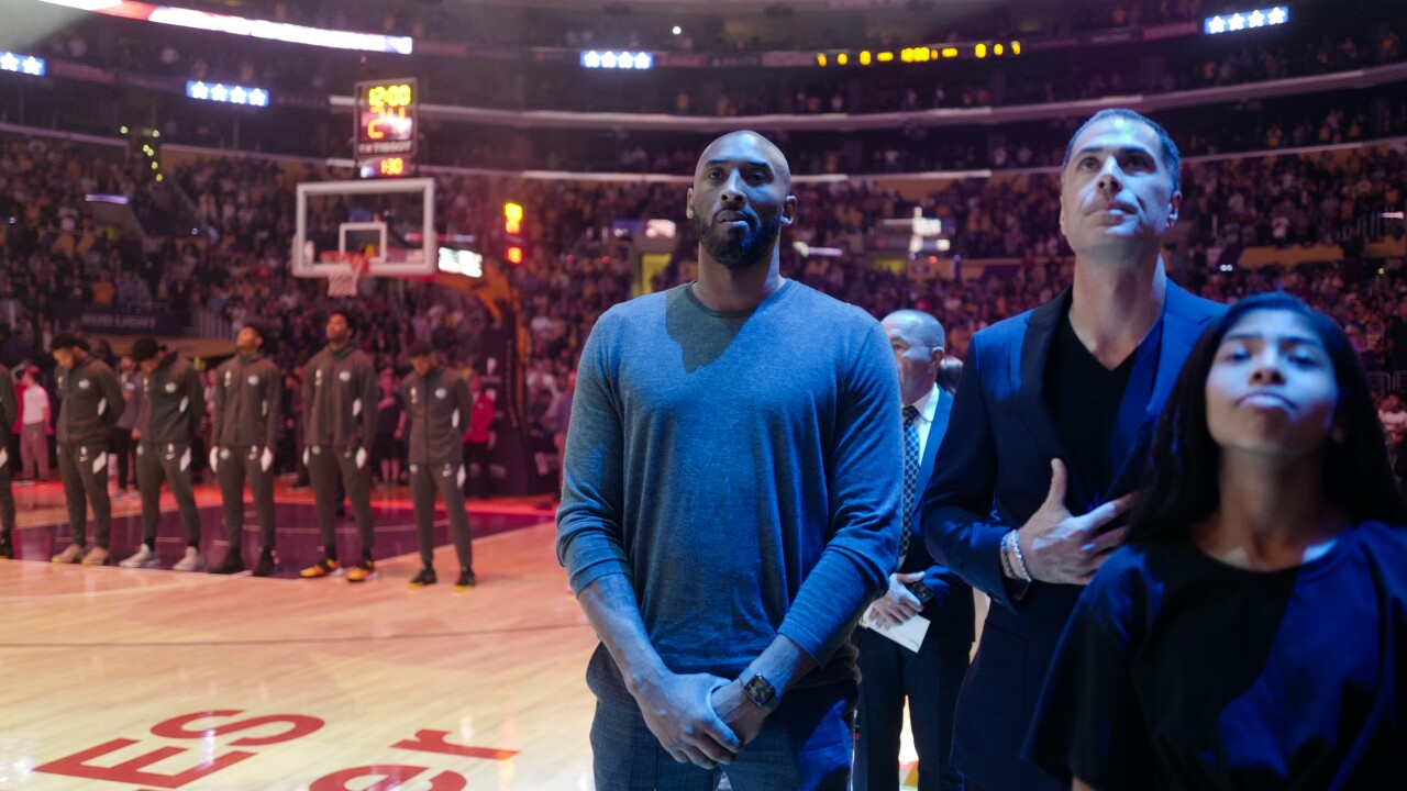 Lakers GM details final text messages with Kobe Byrant