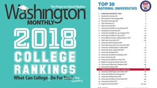 Frenso St. ranked among top 30 universities in the country