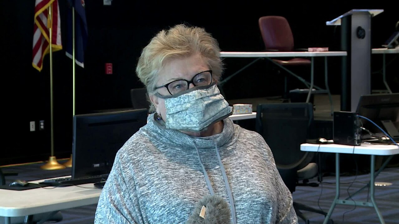 Clerk of the Senate Susan Clarke Schaar
