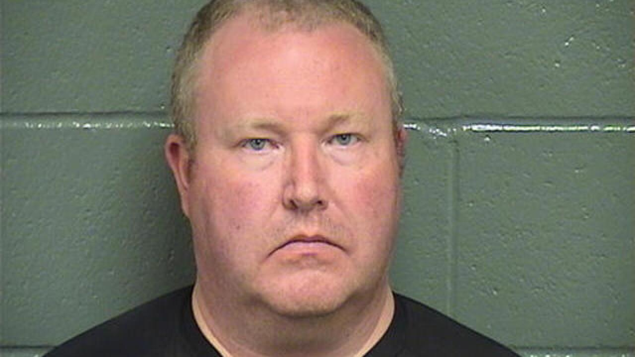 Colorado sheriff accused of sexually assaulting inmate