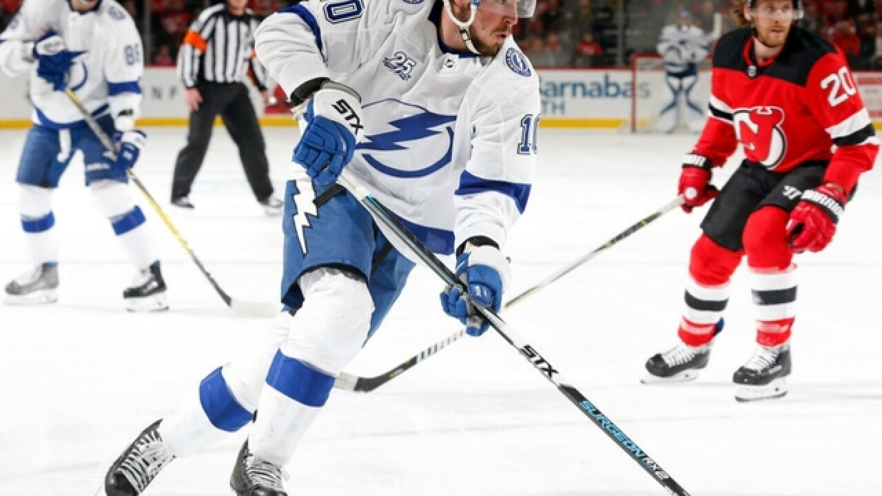 Top-seeded Tampa Bay Lightning expect tight series vs. young New Jersey  Devils 751950d1a