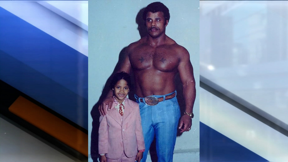 Rocky Johnson speaks on his rise to wrestling stardom and ...