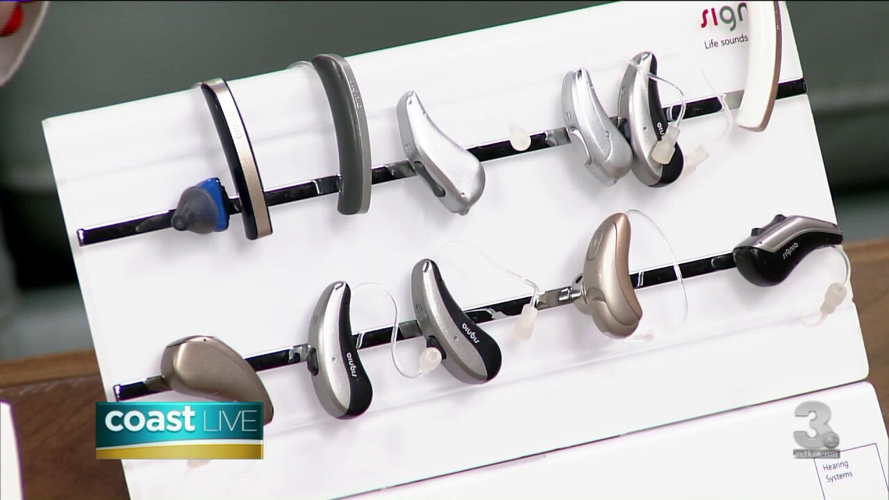 Changing the way you think about hearing aids on Coast Live