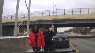 Kareem Hunt traffic stop