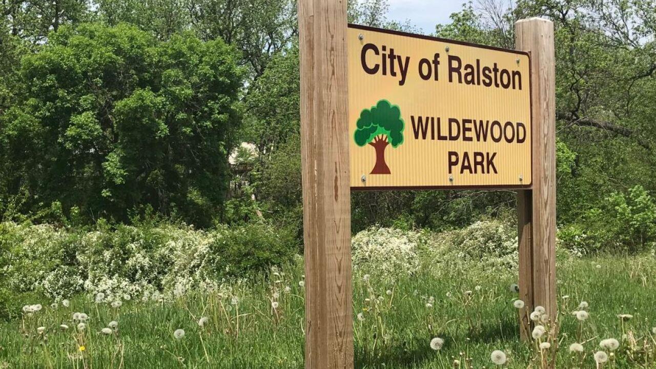 wildewood park ralston long grass weeds