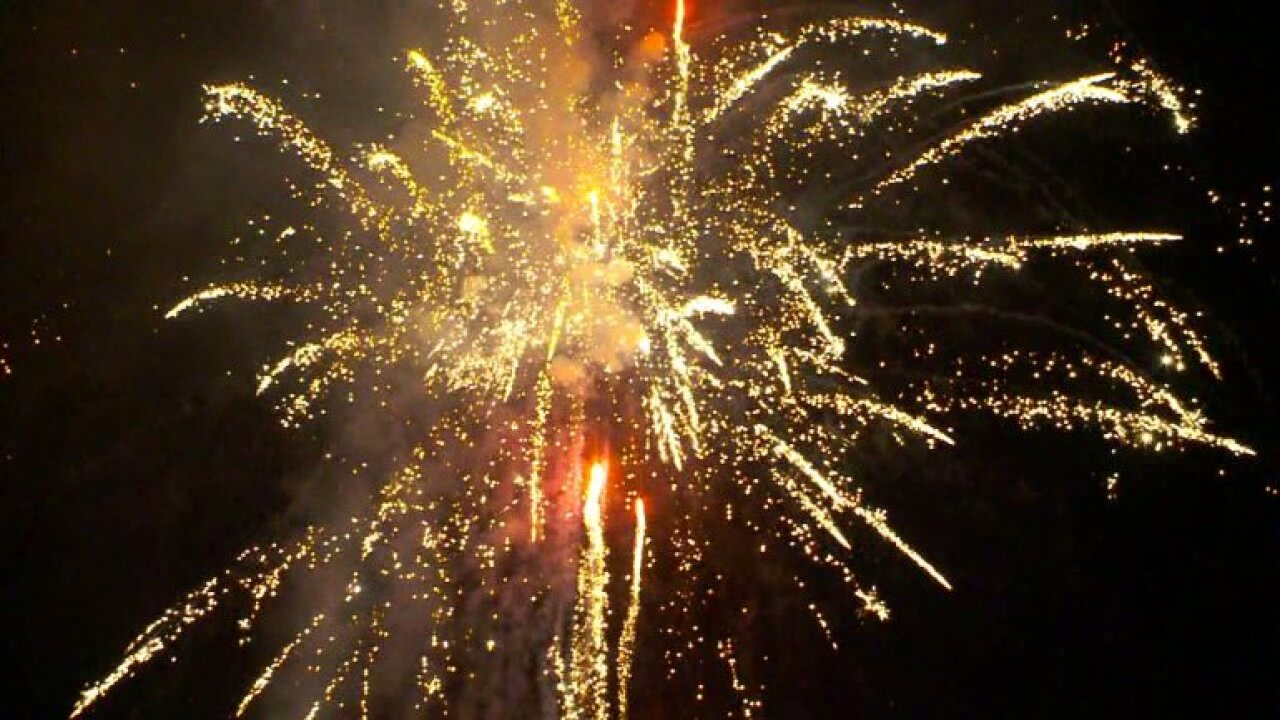 Cache County details fireworks restrictions for 2018