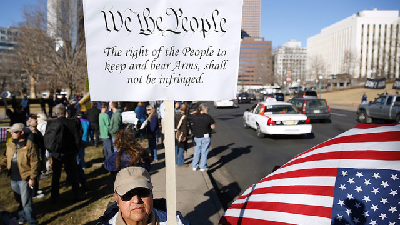 What you may not know about the Second Amendment