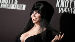 Horror Icon Elvira Comes Out In New Memoir