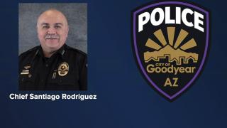Goodyear Police Chief Santiago Rodriguez