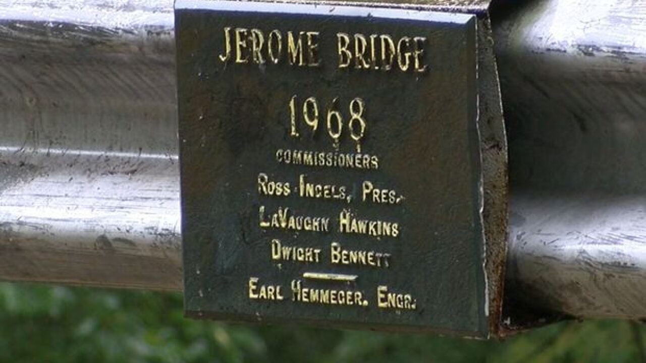 Dog found dead in Indiana creek was possibly thrown off bridge, police say