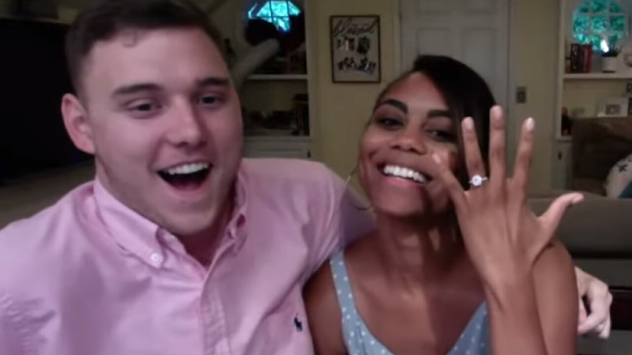 RVA YouTube star's surprise proposal song is 'best moment ever'