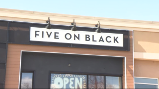 We're Open: Five on Black gives back to families in need