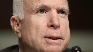 Sen. McCain to discontinue medical care