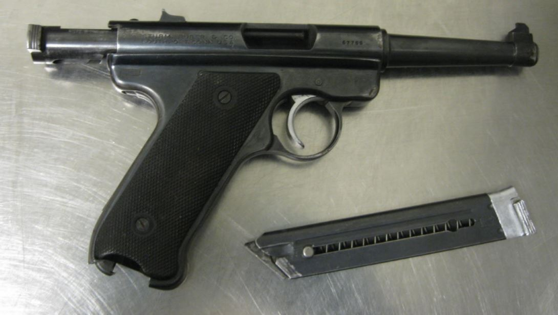 Photos: 7 guns found in carry-on luggage at Salt Lake International Airport within the last week